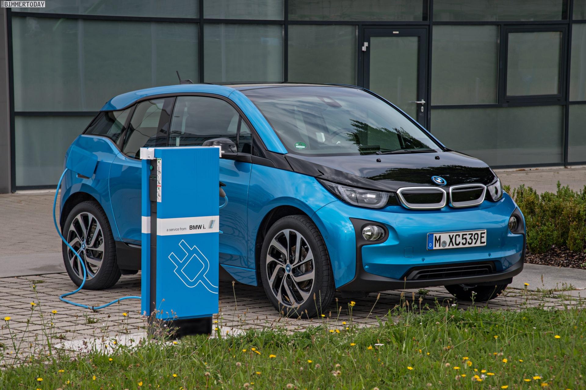 Elektroauto Umweltpr 228 Mie Bmw Bleibt Meistgefragte Marke