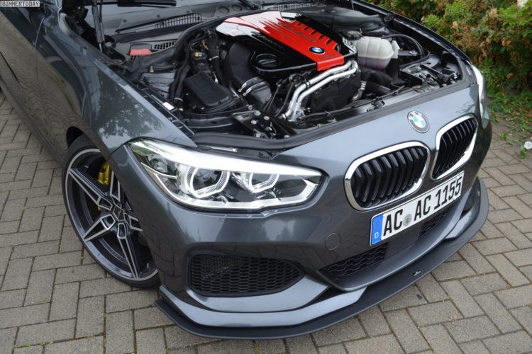 Fahrbericht Bmw 150d 1er Mit Triturbo Diesel Von Ac Schnitzer