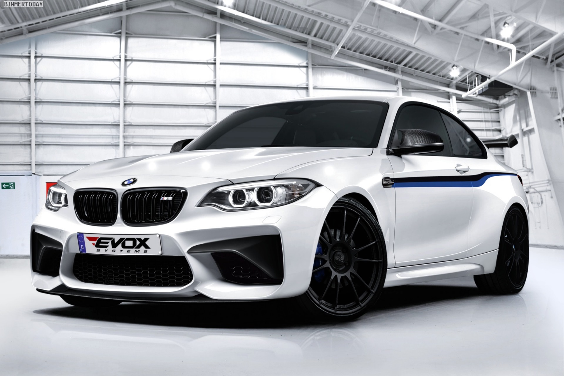 Alpha N Performance Bmw M2 Mit Power Tuning Auf 430 Ps