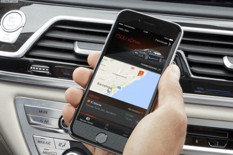 BMW Connected: Intelligentere Vernetzung von Auto & Fahrer