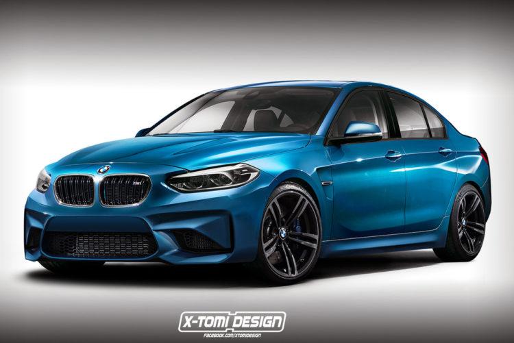 BMW-M1-Limousine-F52-Photoshop-Entwurf