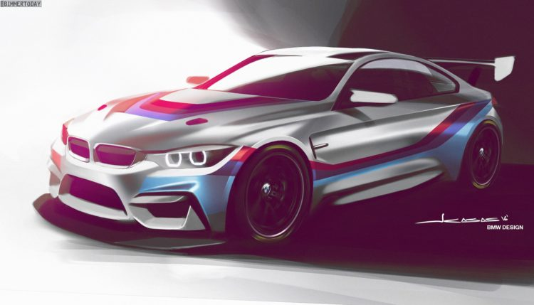BMW-M4-GT4-2018-Teaser-Motorsport-Rennwagen-01