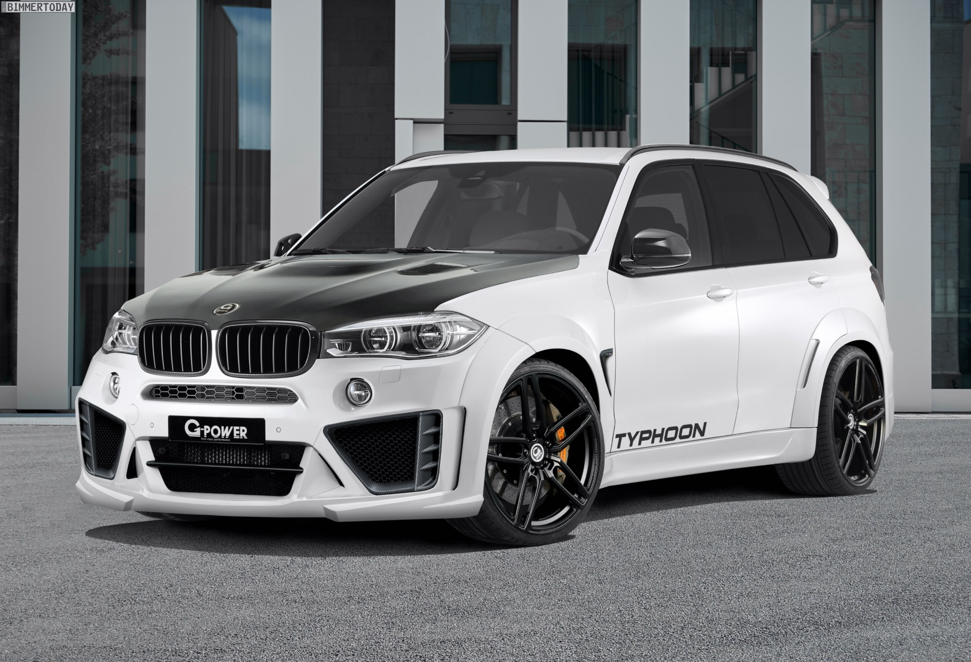 G Power Bmw X5 M Typhoon Breitbau F85 Mit 750 Ps