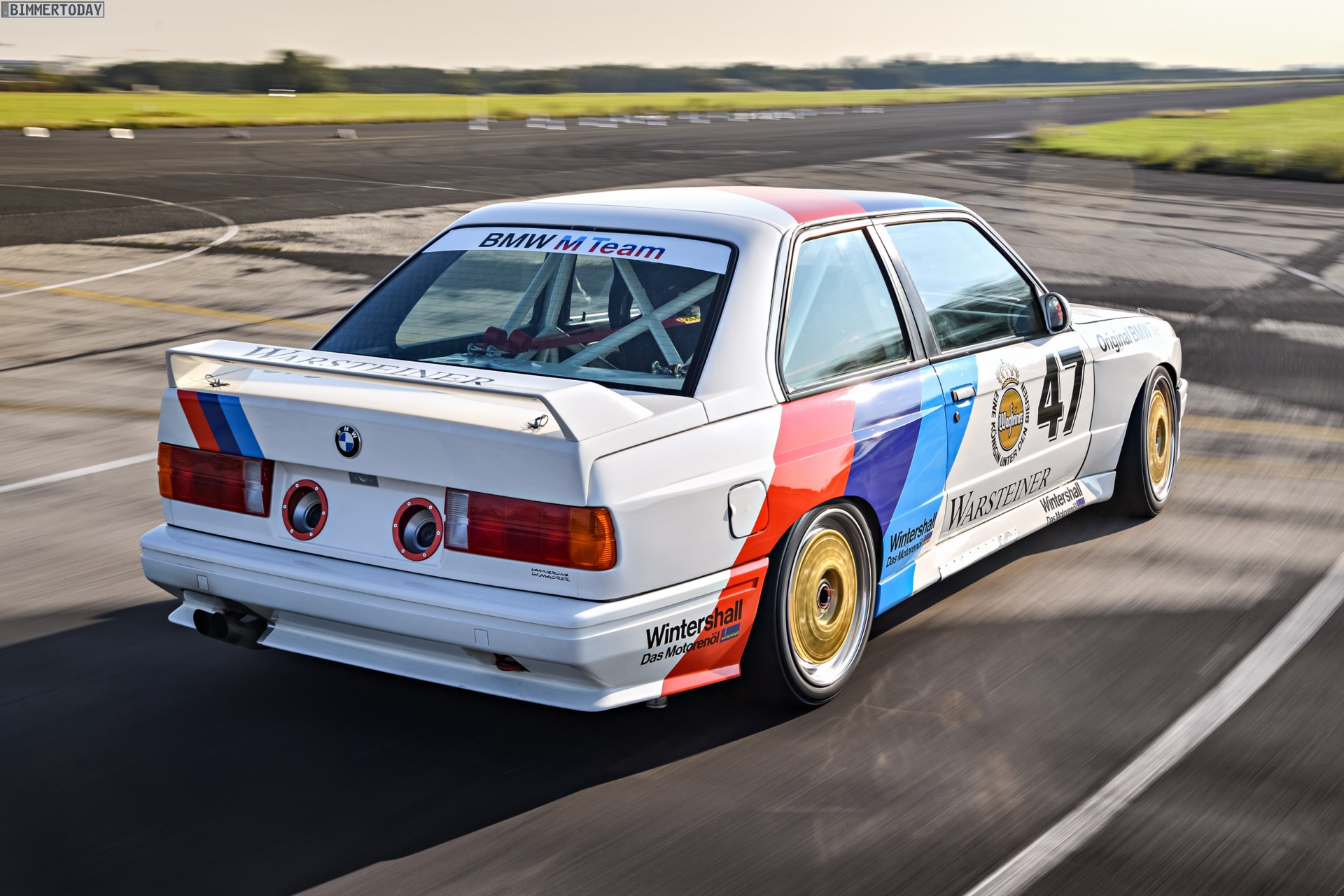 Bmw Dtm Race Car For Sale