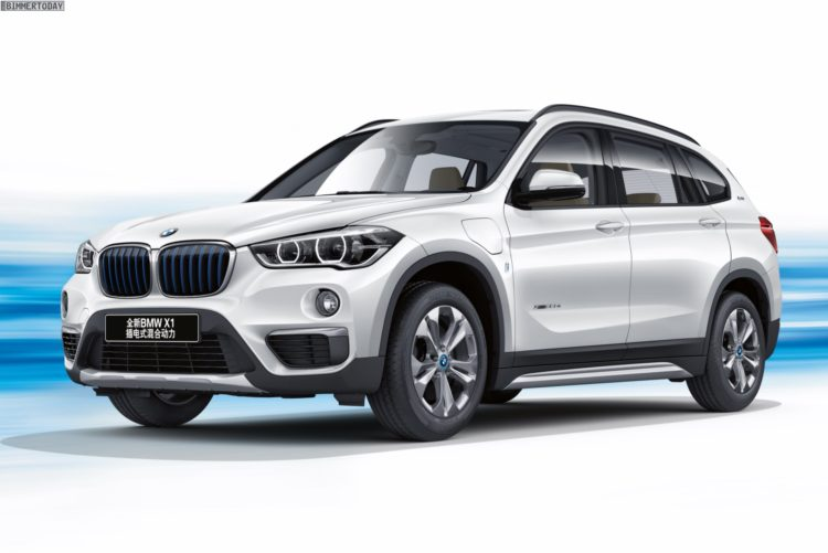 BMW-X1-xDrive25Le-2016-Plug-in-Hybrid-China-F49-02