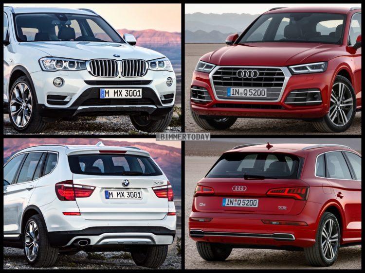 Bild-Vergleich-BMW-X3-F25-LCI-Audi-Q5-Paris-2016-01