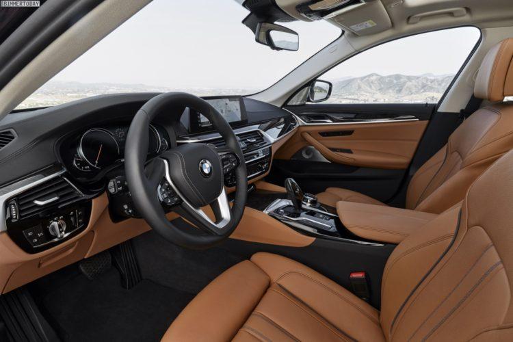 2017-BMW-5er-G30-Luxury-Line-Innenraum-08