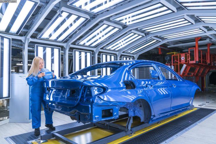 Bmw 5er G30 Produktion In Dingolfing Besonders Nachhaltig