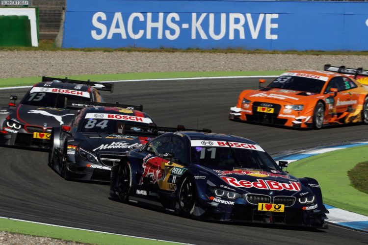 Hockenheim (DE) 07th May 2016. BMW Motorsport, Race 01, Marco Wittmann (DE) Red Bull BMW M4 DTM.