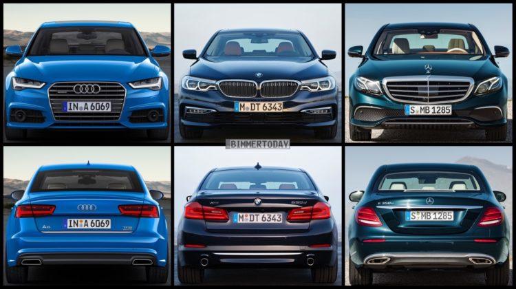 Bild-Vergleich-BMW-5er-G30-Mercedes-E-Klasse-Audi-A6-Limousine-2016-04