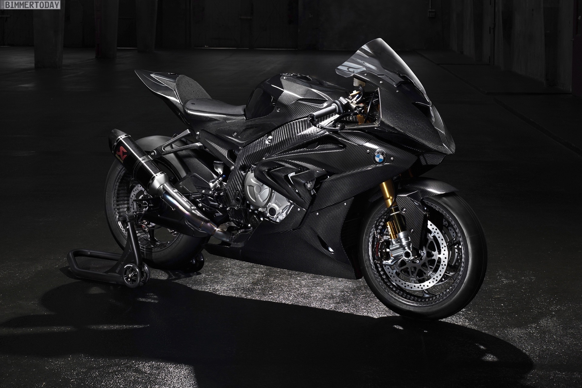 Bmw Hp4 Race 2017 Carbon Supersportler Geht In Serie