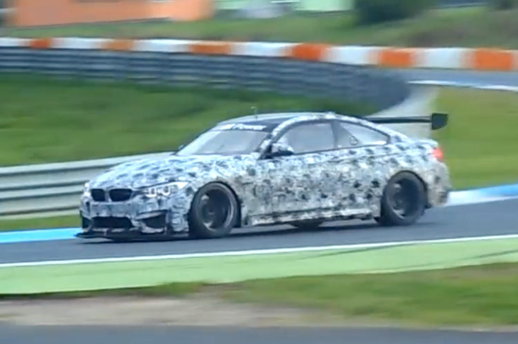 BMW-M4-GT4-2018-Erlkoenig-Video-Hugo-de-Brito