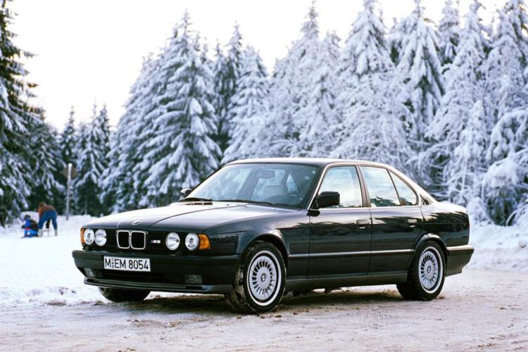 Bmw M5 3 6 E34 Auch F 252 R Den Winter Einsatz Gut Ger 252 Stet