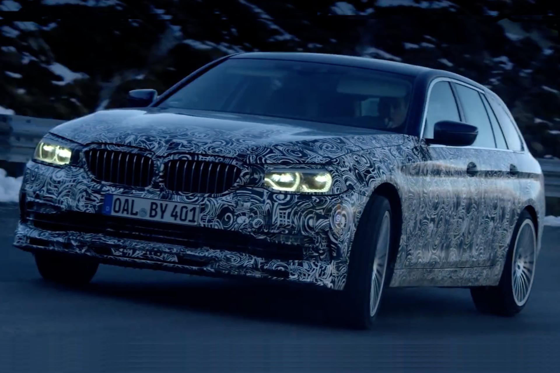 BMW Alpina B5 Touring G31: 5er-Doppelschlag in Genf 2017