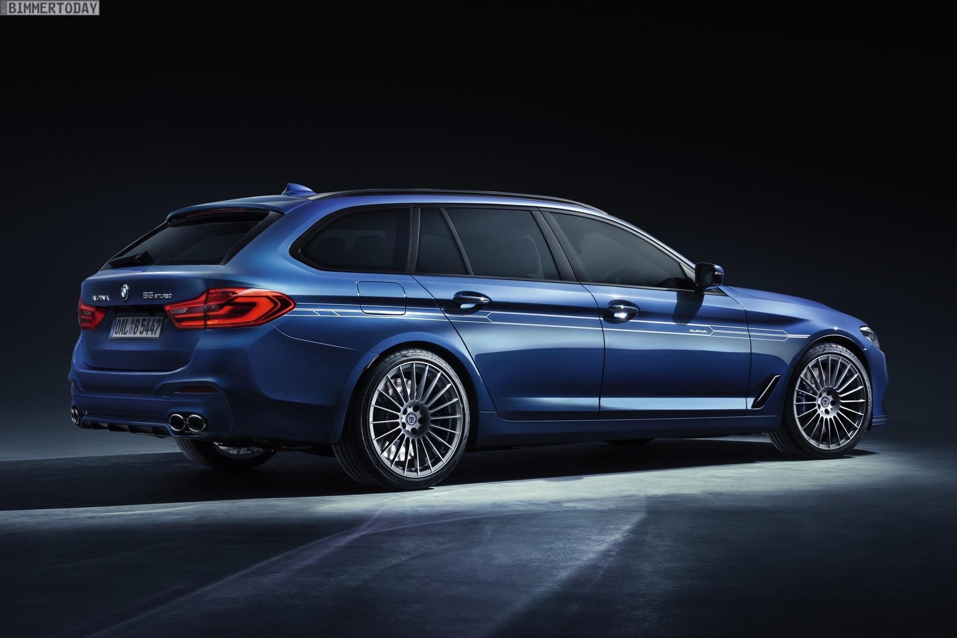 BMW Alpina B5 Touring G31: Der 325-km/h-Kombi mit 608 PS!
