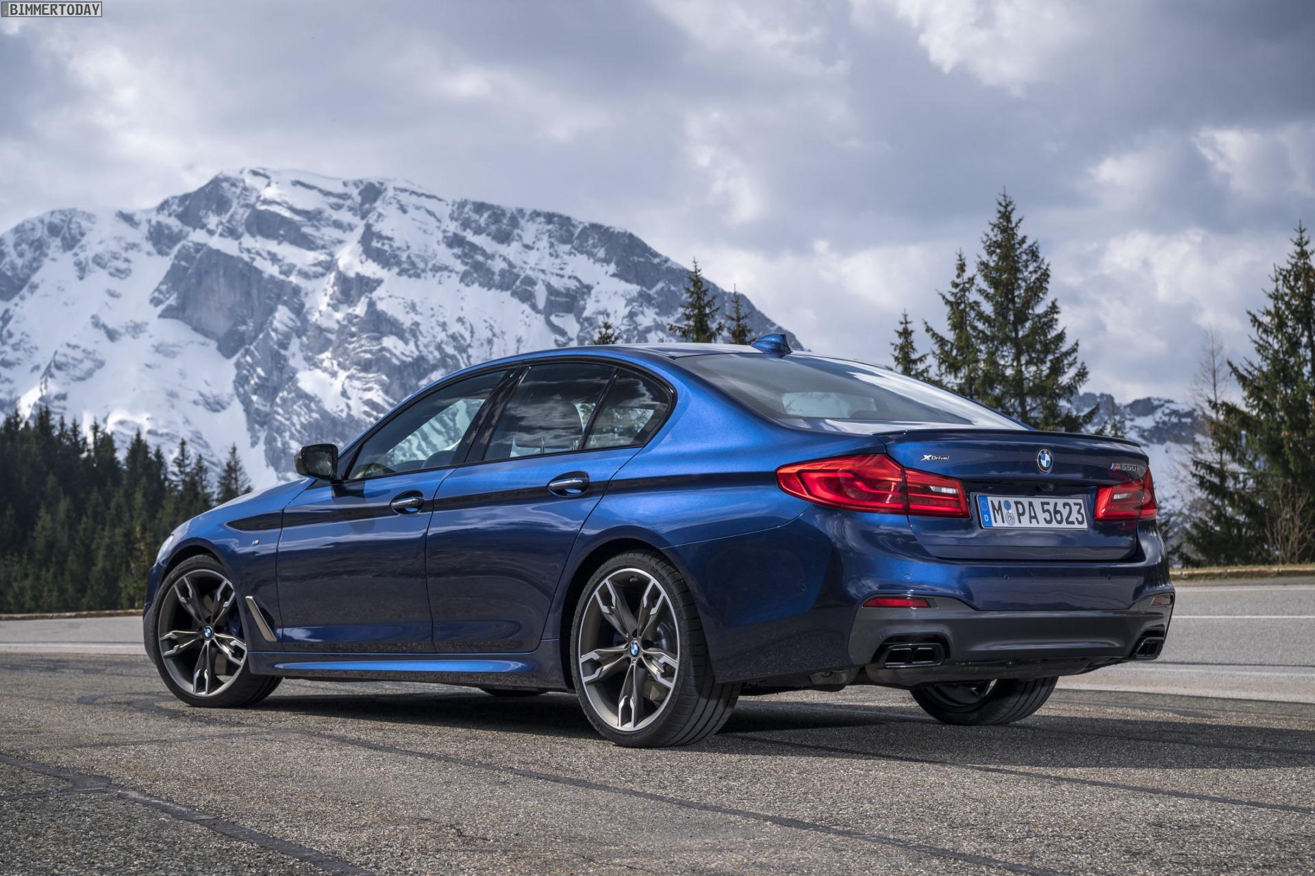 2020 BMW 550I New Concept