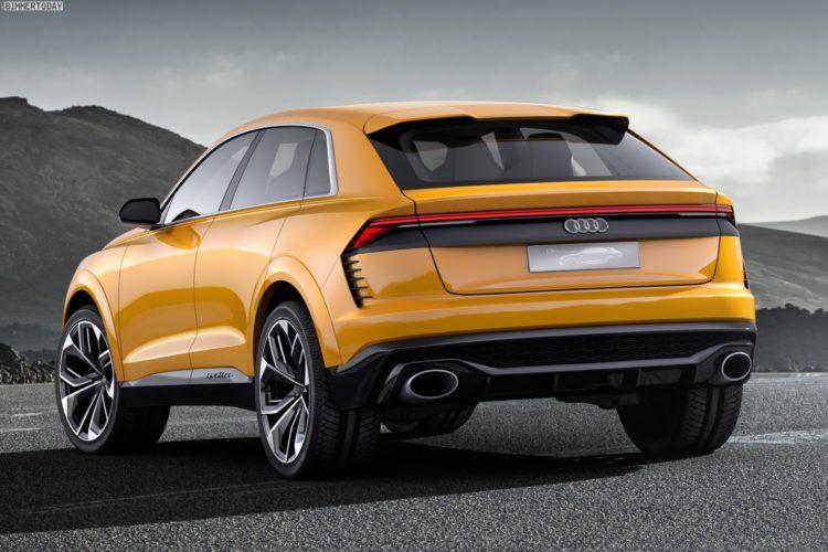Audi Q8 Und Q4 Neue Rivalen F 252 R Bmw X6 Und X4 Best 228 Tigt