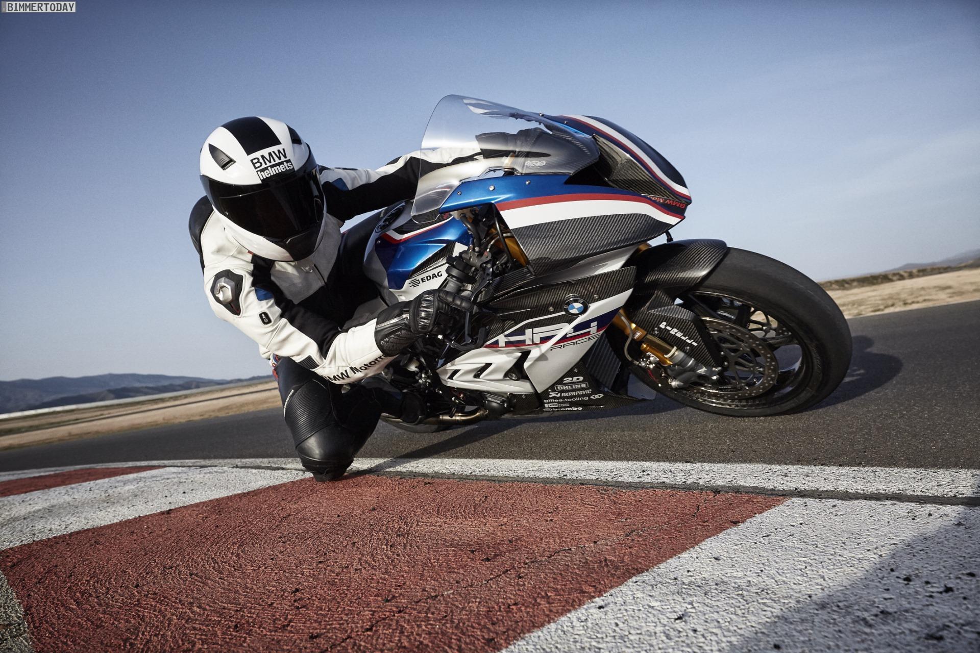 Bmw Hp4 Race Rennsport Superbike Ohne Stra 223 Enzulassung