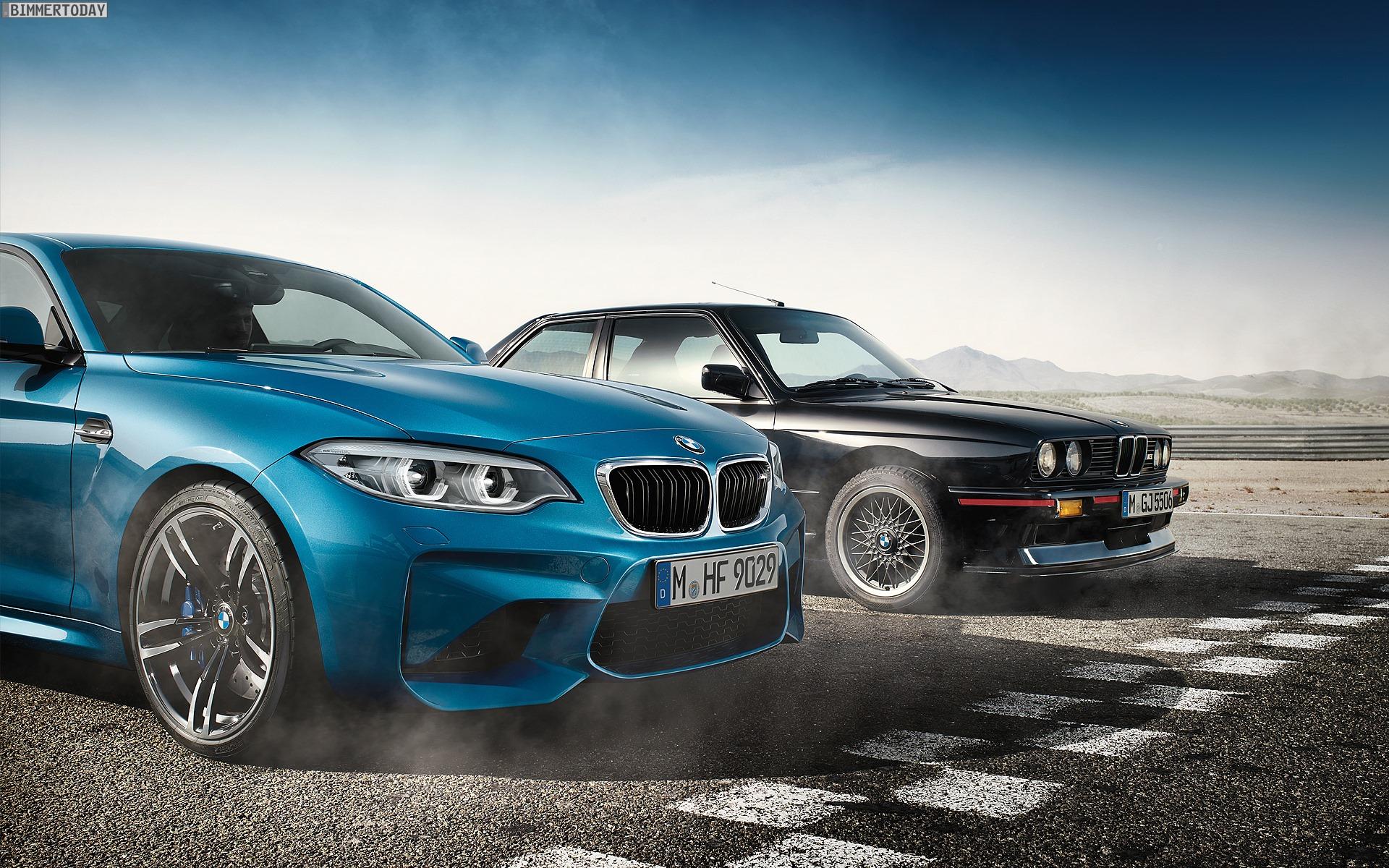 BMW M2 Facelift 2017: Fotos zum Design- und Cockpit-Update
