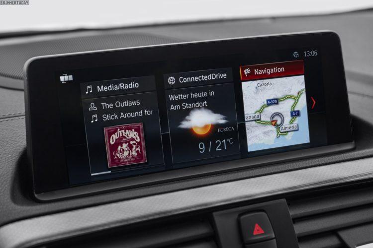 Bmw Idrive Touchscreen F 252 R 1er 2er 3er 4er X1 X5