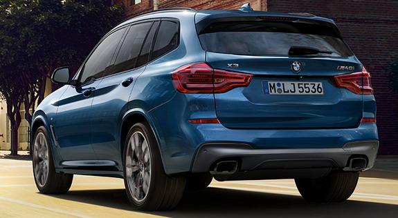 BMW X3 G01: Leak enthüllt dritte Generation des ...