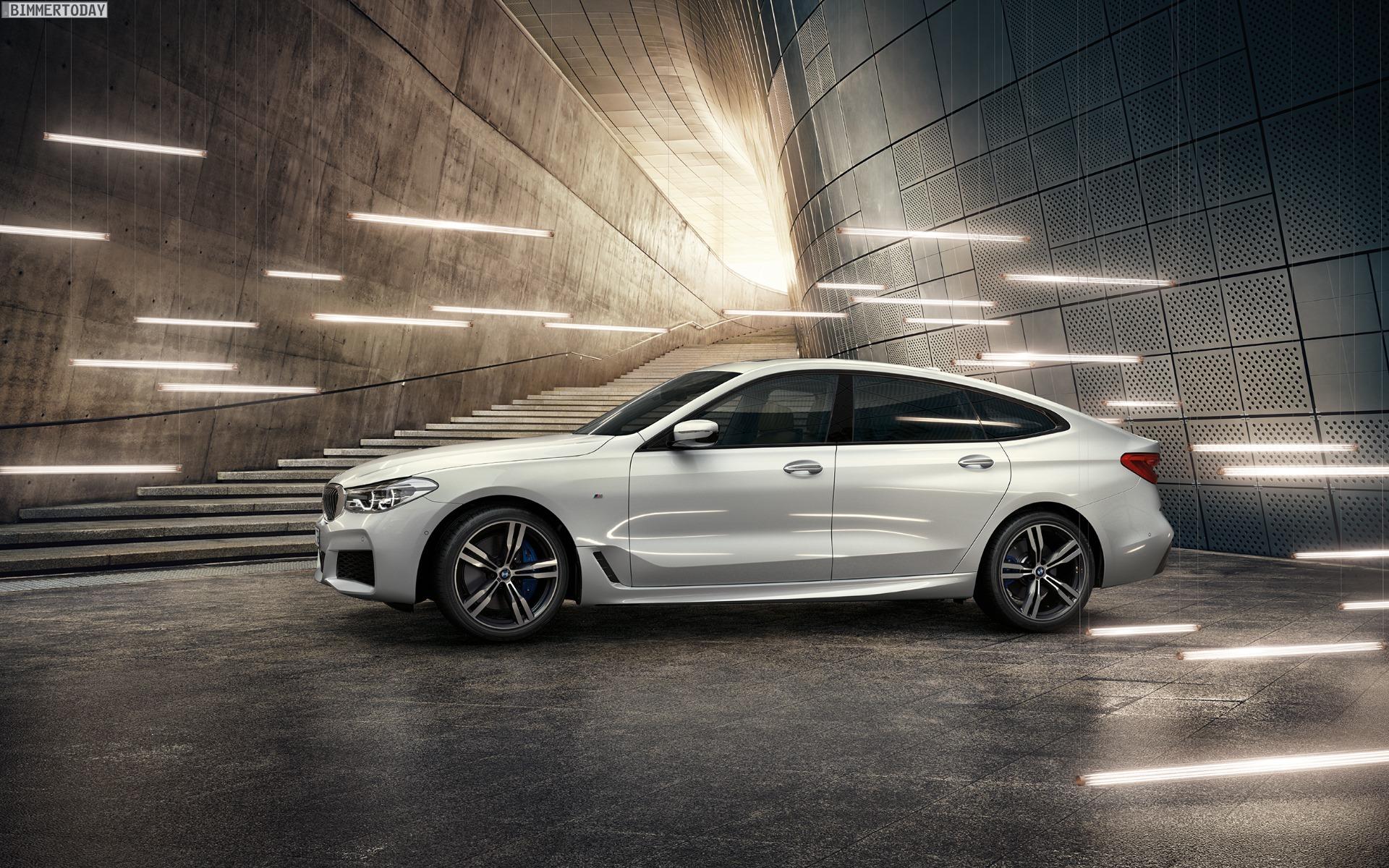 BMW 535I M Sport >> BMW 6er GT: Preis ab 62.300 Euro, deutlich teurer als bisher