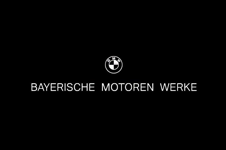 Neues Luxus Logo Bayerische Motoren Werke In Schwarz Wei 223