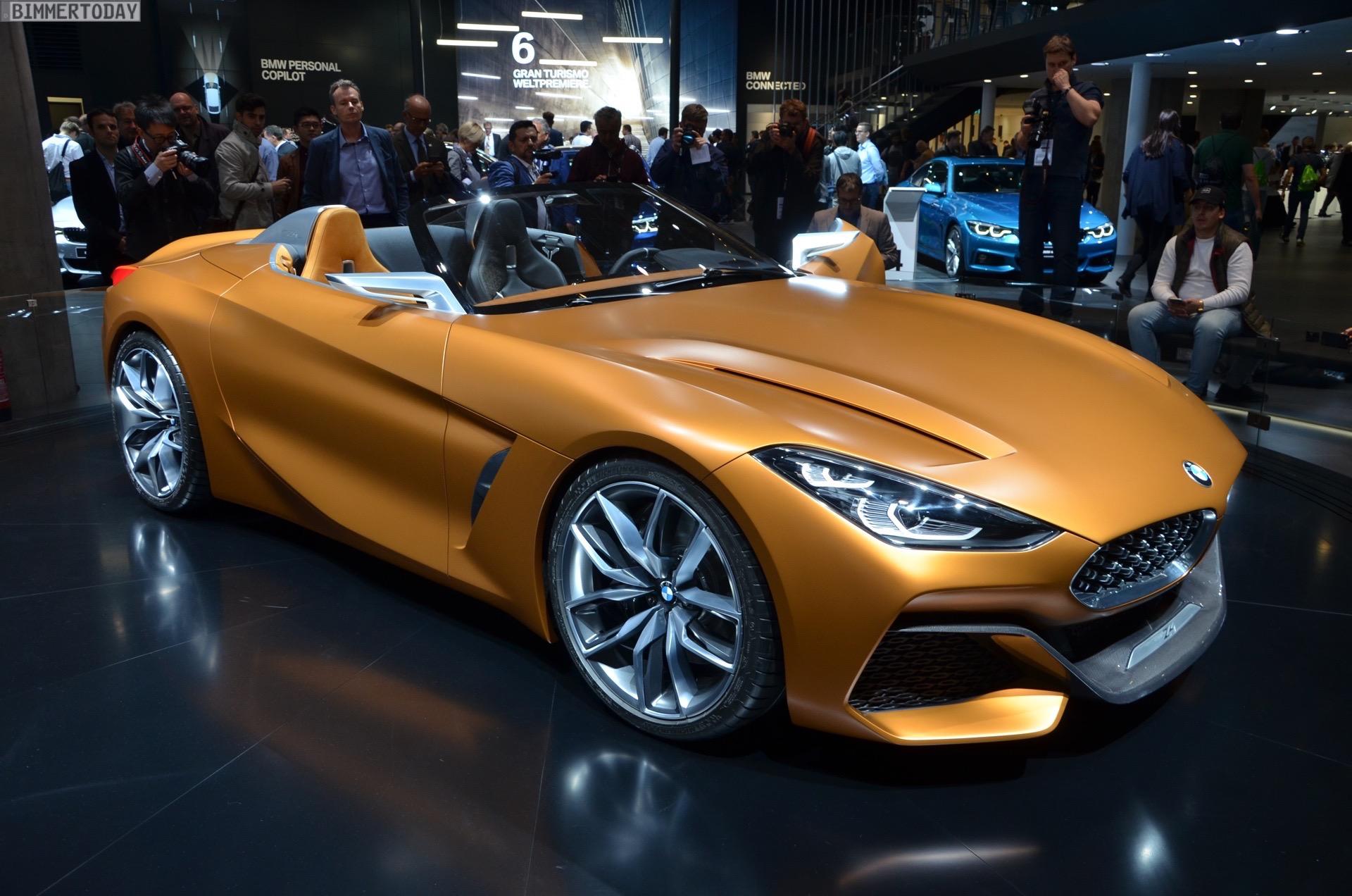 BMW Z4 M40i G29: Kommt das sportliche Top-Modell in zwei ...