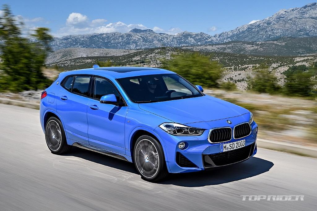 I3 Bmw 2018 >> BMW X2: Koreanische Medien sorgen für F39-Frühstart