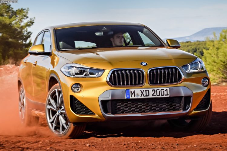 bmw x2 2018 gl nzt als m sport x xdrive20d in galvanic gold. Black Bedroom Furniture Sets. Home Design Ideas