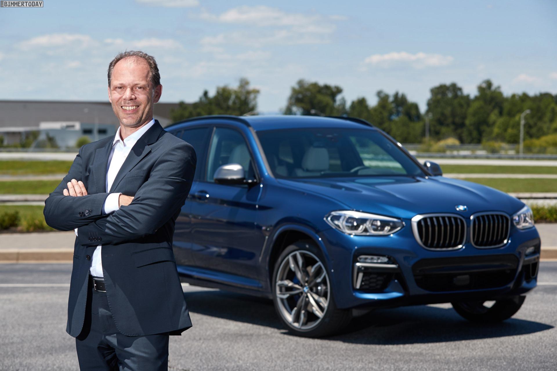 BMW X3 G01 Projektleiter Arno Keller im ausführlichen Interview