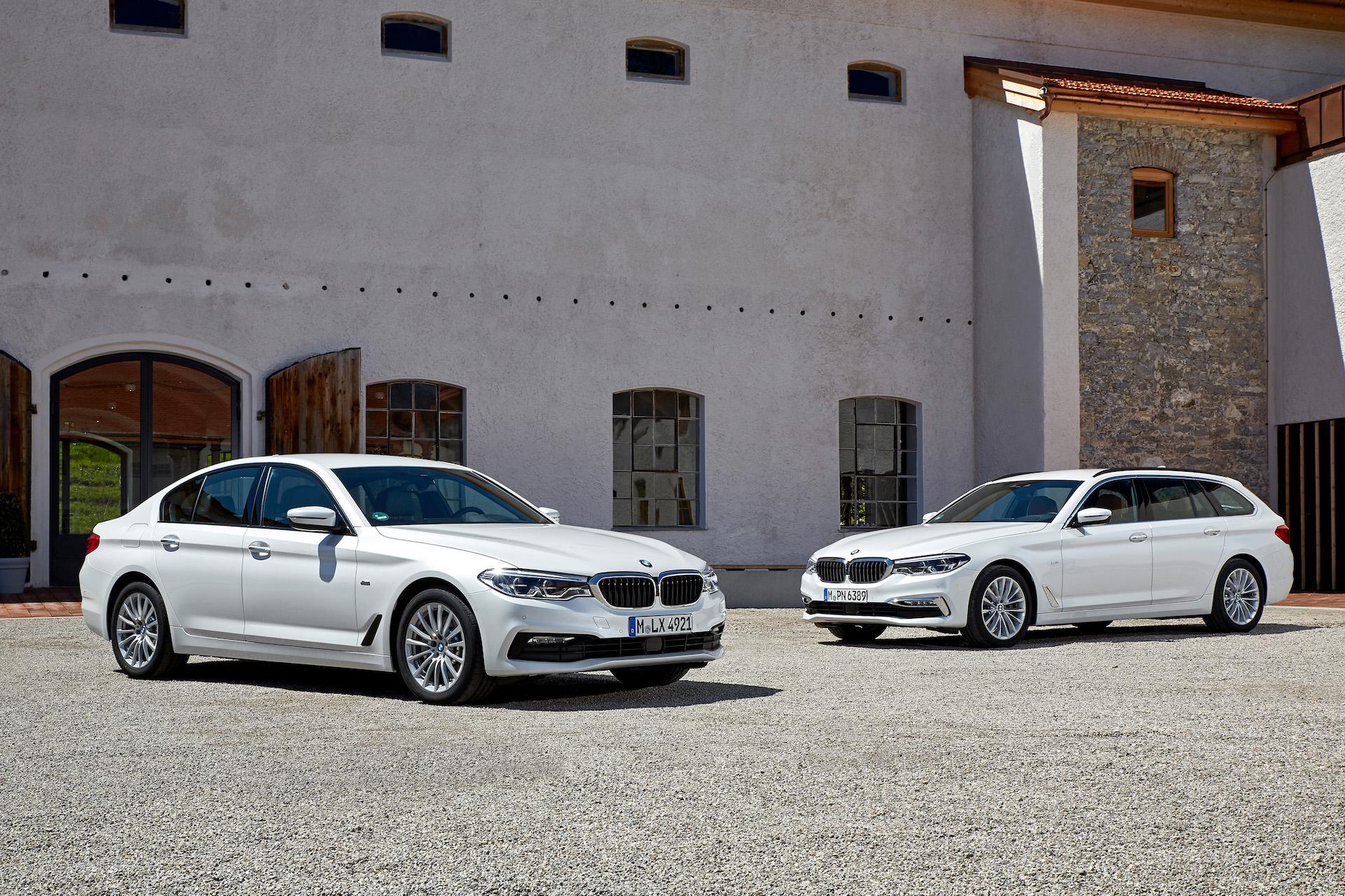 BMW Modellpflegemaßnahmen 2018 Die Updates im überblick