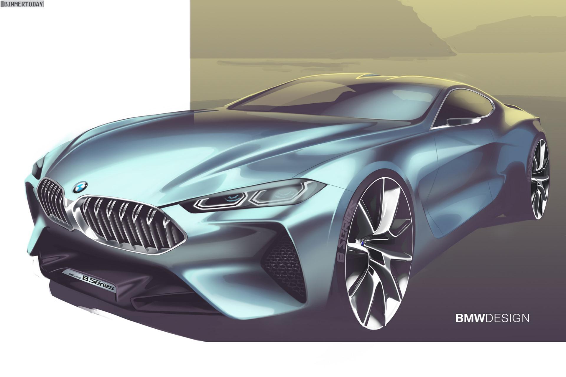 Genf 2018 Bmw M8 Cabrio Oder Gran Coup 233 Als Concept Car