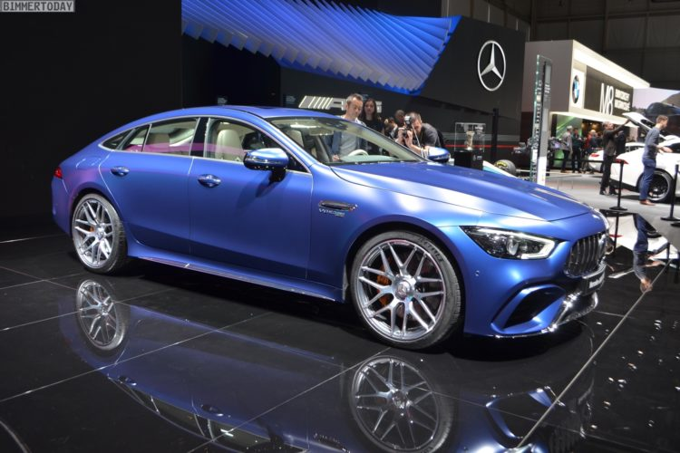 Genf 2018 Live Fotos Mercedes Amg Gt 4 T 252 Rer Coup 233 X290