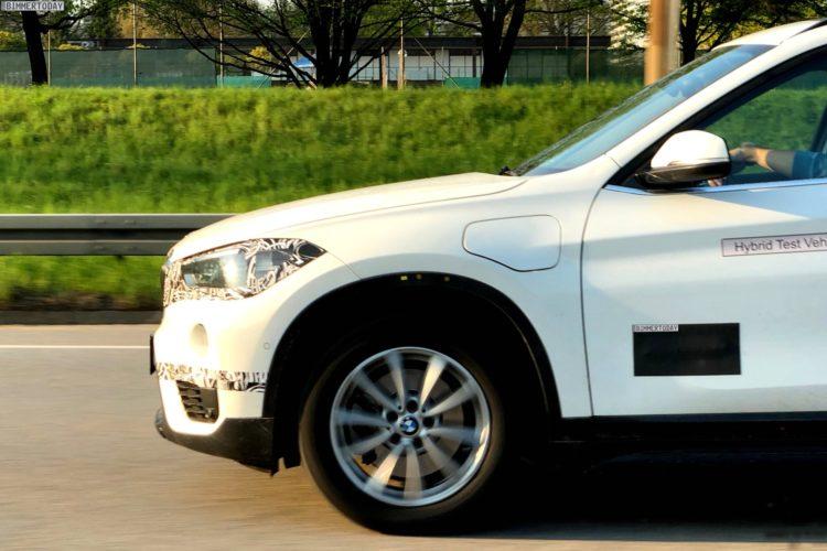 Bmw X1 Xdrive25e Plug In Hybrid Zum X1 F48 Facelift 2019