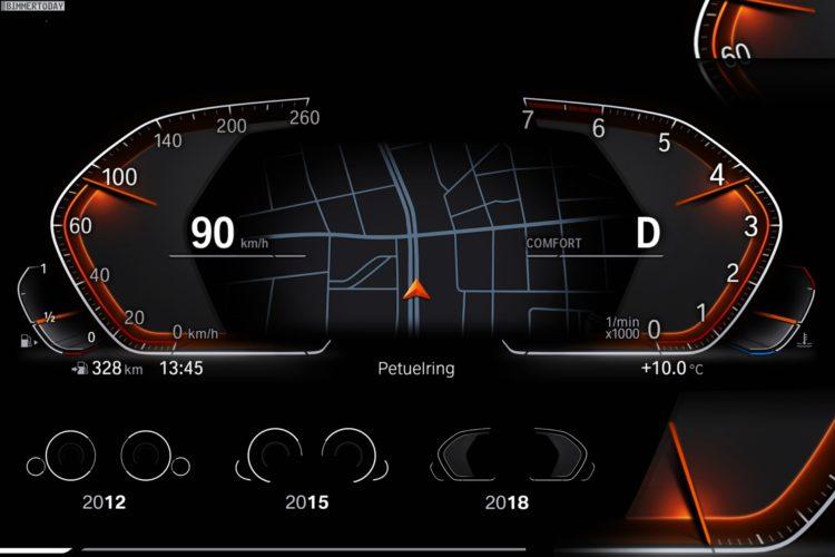 Bmw Idrive 7 0 Os Der N 228 Chsten Generation Kommt Noch 2018
