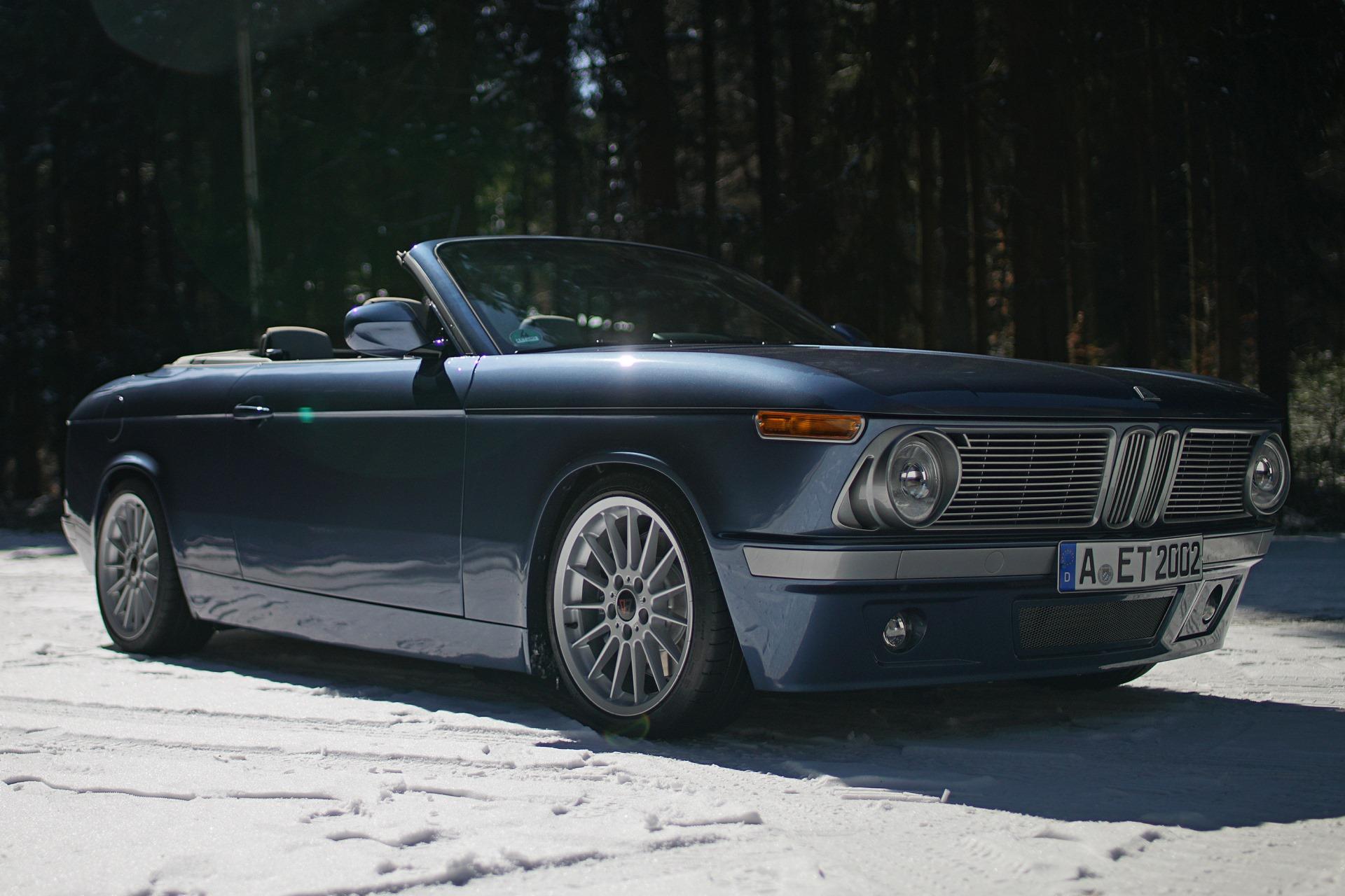 Eta 02 Cabrio Retro Look F 252 R Das Bmw 1er Cabrio E88