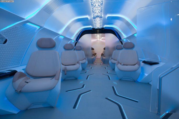 Virgin Hyperloop One Dubai Interieur Von Bmw Designworks