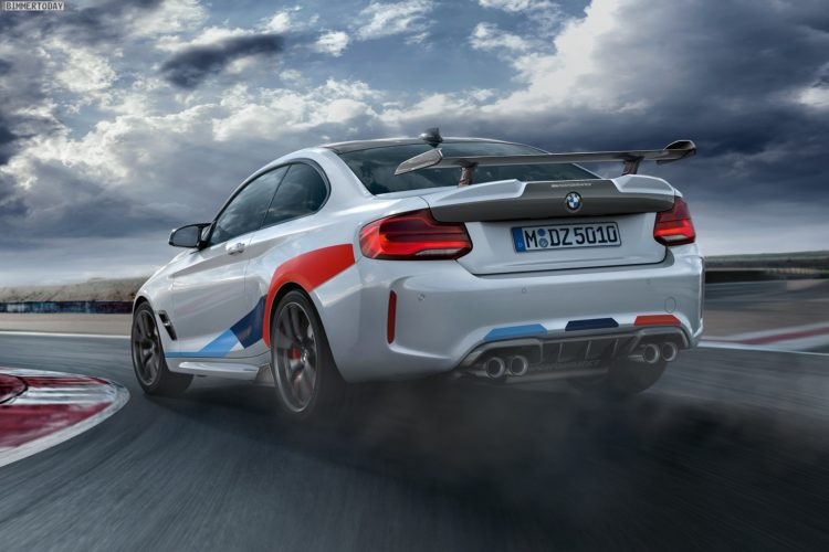 Bmw M Performance Tuning Di 228 T F 252 R Bmw M2 Competition