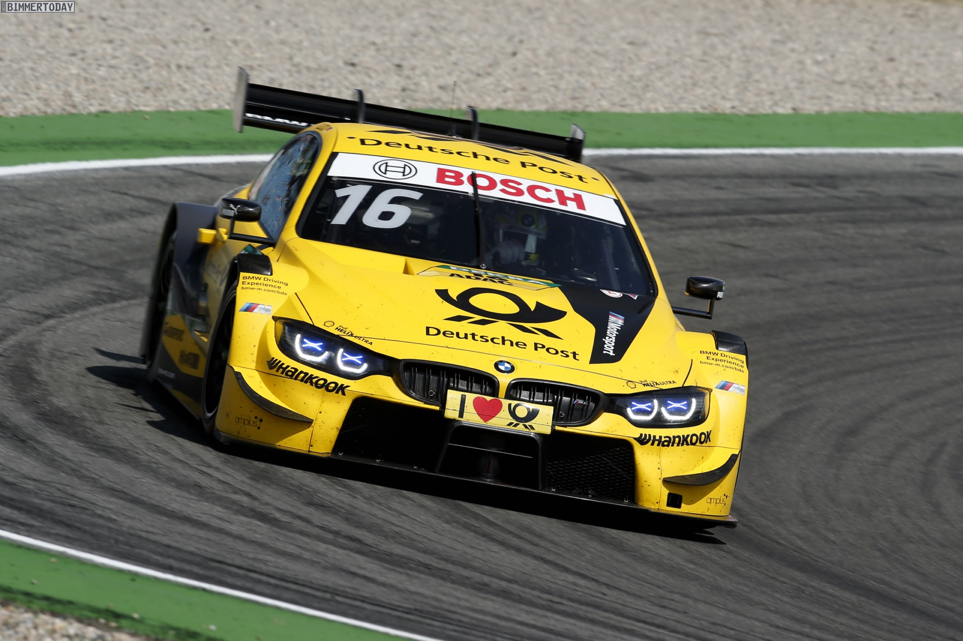 dtm 2018 timo glock f hrt in hockenheim an die spitze. Black Bedroom Furniture Sets. Home Design Ideas