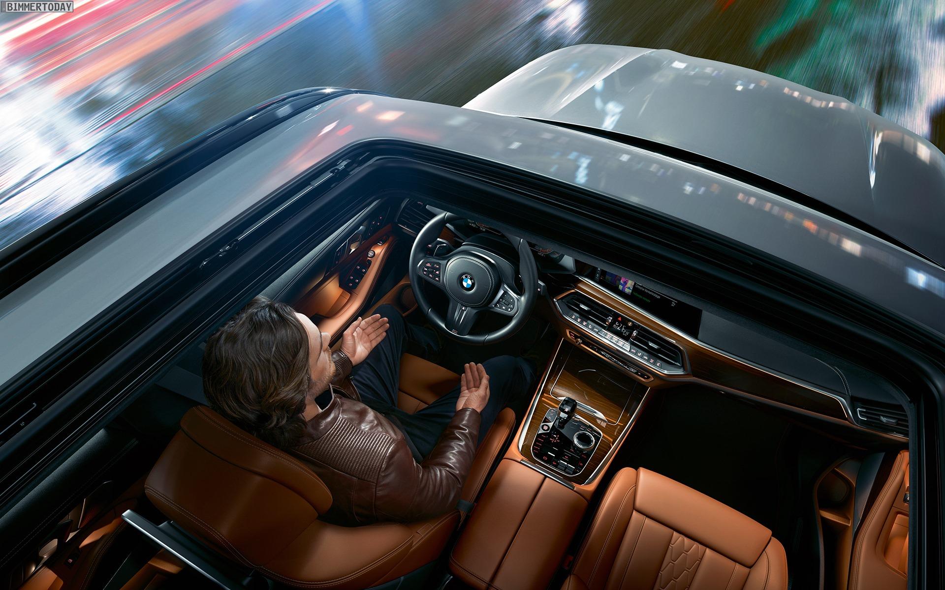 BMW X5 2019: Wallpaper-Motive setzen G05 M Sport in Szene