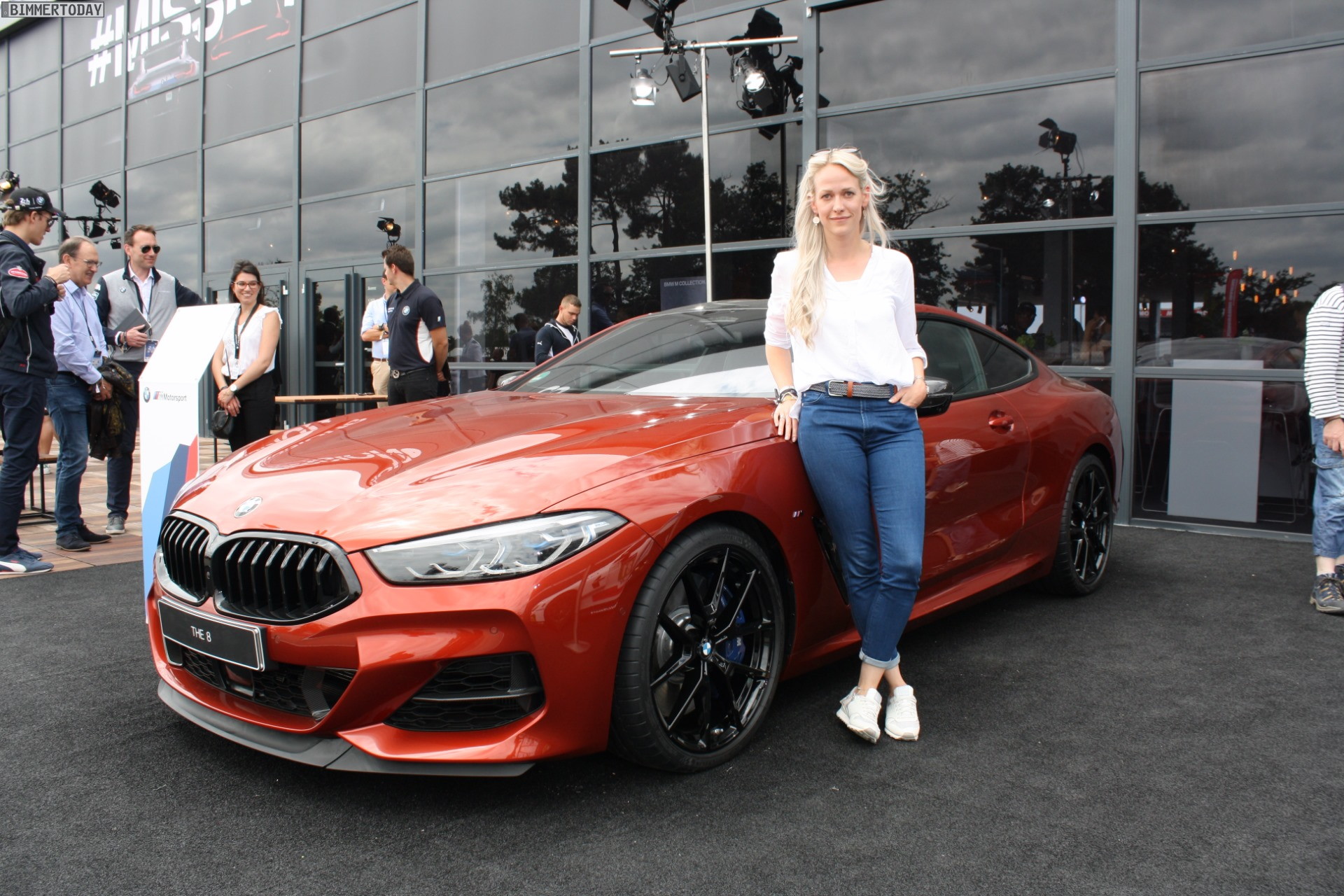 Bmw 8er Coup 233 Interview Mit Produktmanagerin Le 223 Mann