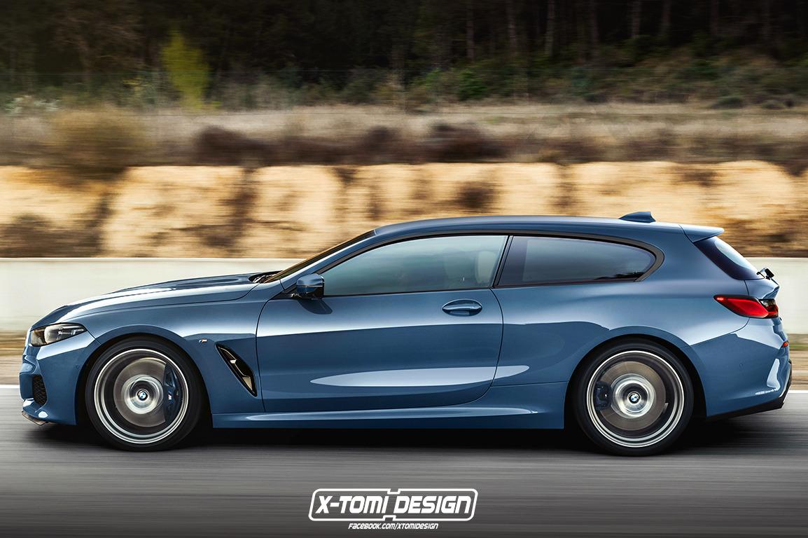 Bmw 8er Photoshop Entw 252 Rfe Zeigen Cabrio Sportback Amp Co
