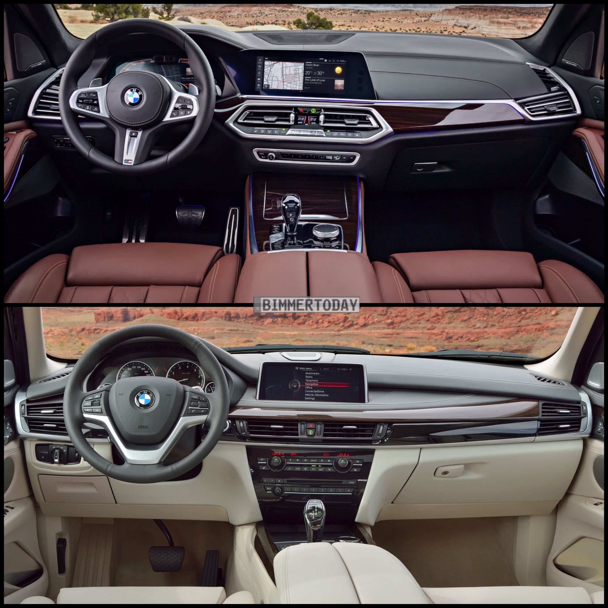 Bmw X5 G05 X6 G06 Allgemeiner Fahrzeugbereich Drivers Forum