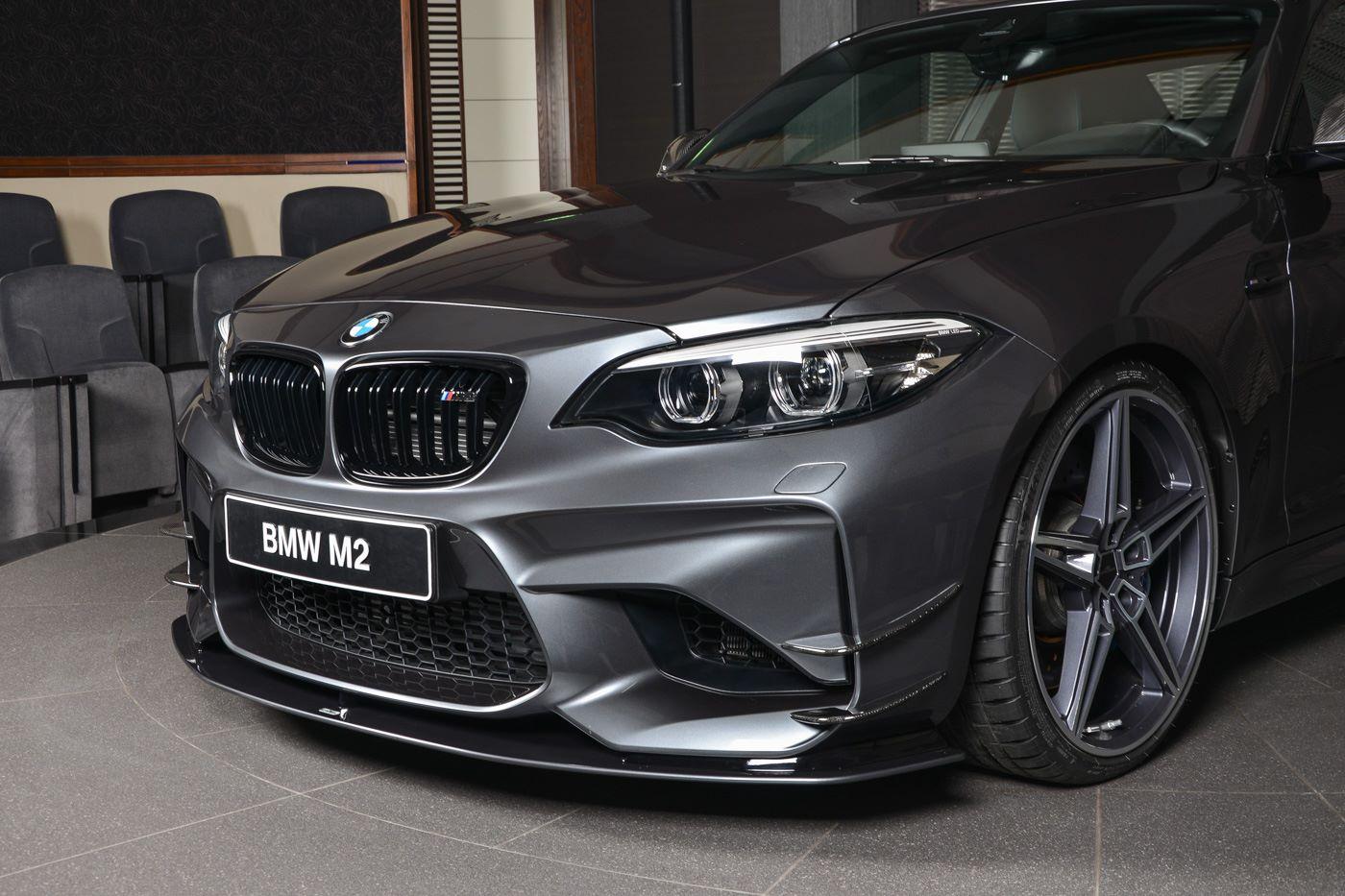 BMW M4 Coupe >> AC Schnitzer BMW M2: Tuning für den Kompakt-Champion