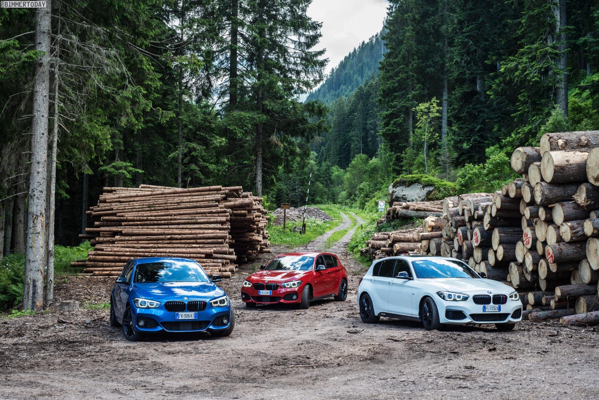 ver.Farben Auto Fußmatten Old School für BMW 1er F20 ab 2011