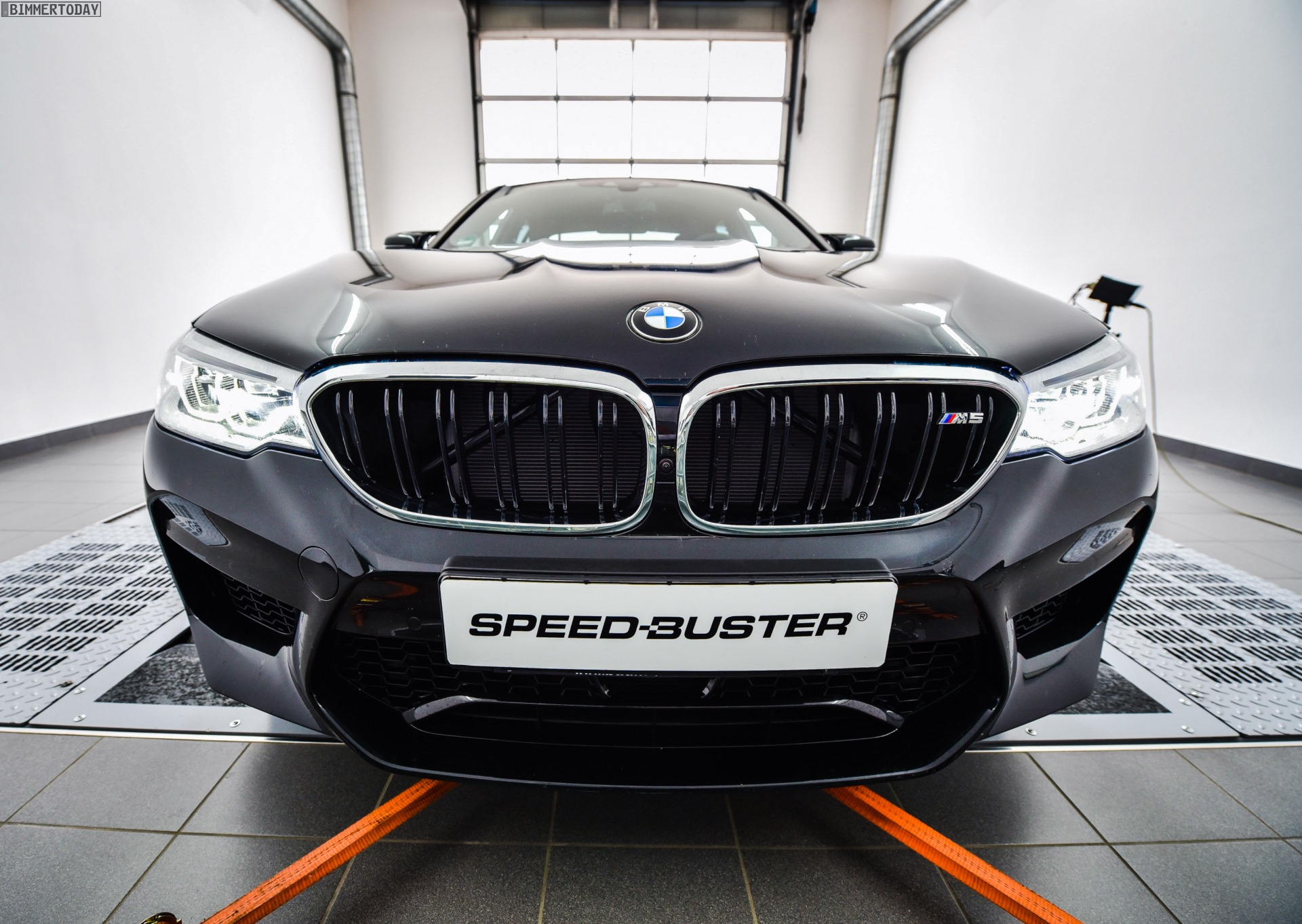 Speed Buster Bmw M5 F90 Chip Tuning Soll 747 Ps Bringen