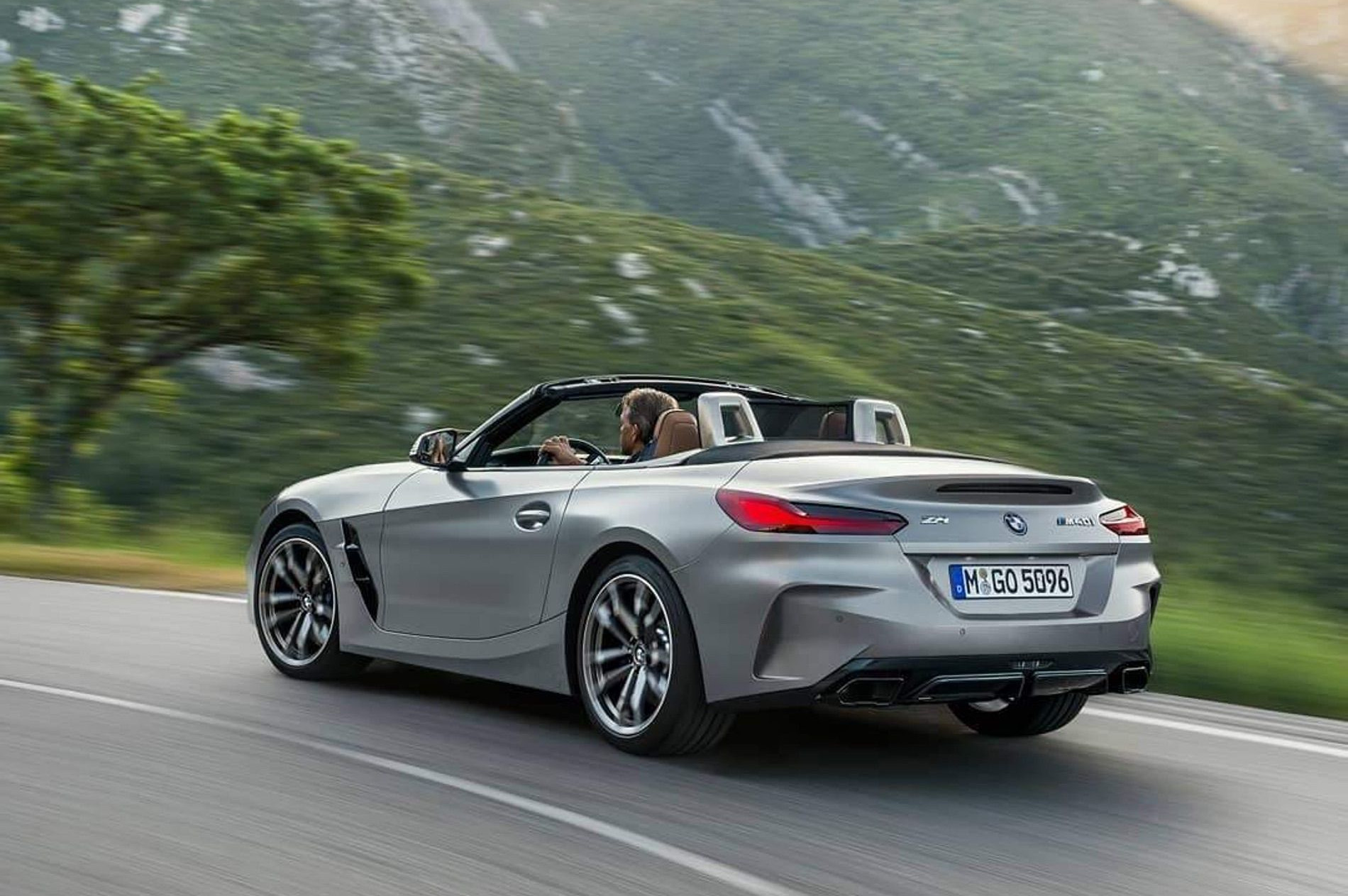 2020 BMW Z4 Roadster Wallpaper