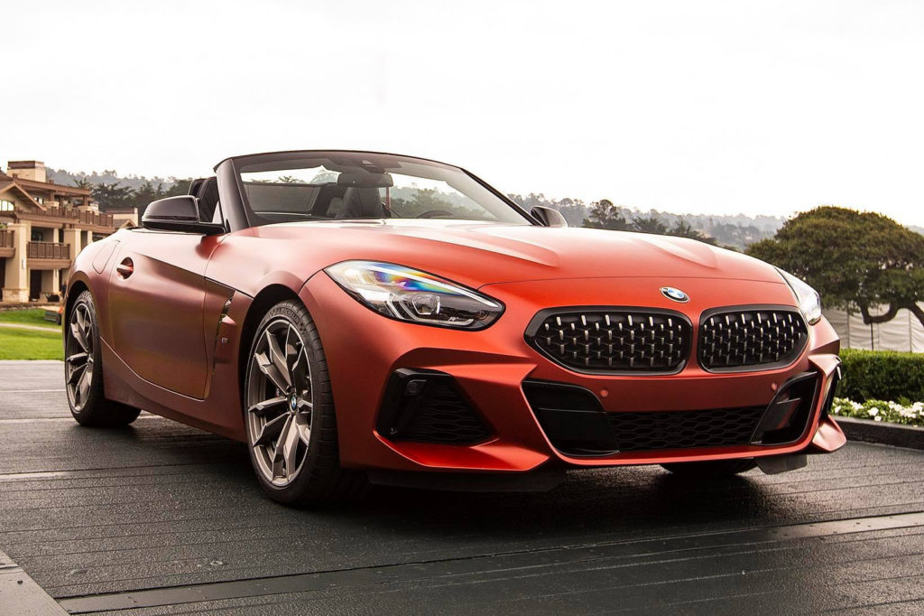 2018 - [BMW] Z4 (G29) - Page 11 BMW-Z4-M40i-First-Edition-G29-Frozen-Orange-Pebble-Beach-01-1024x682