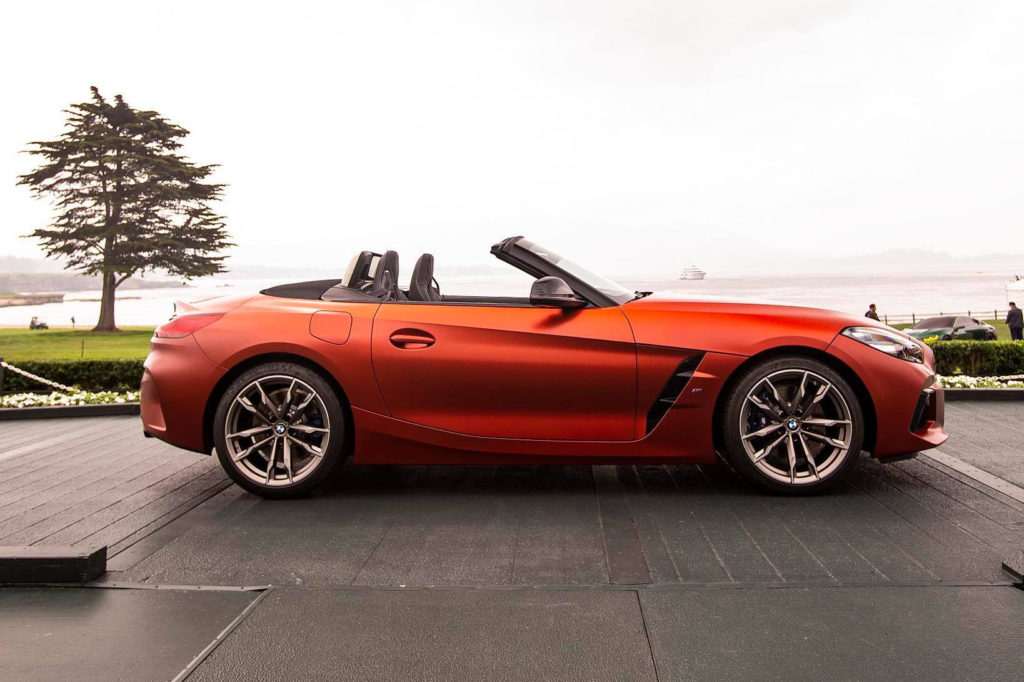 2018 - [BMW] Z4 (G29) - Page 11 BMW-Z4-M40i-First-Edition-G29-Frozen-Orange-Pebble-Beach-02-1024x682